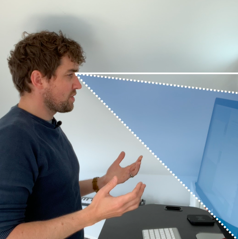 How to avoid digital eyestrain when working from home